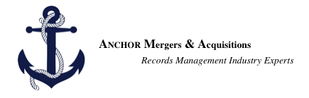 Anchor Mergers Retina Logo